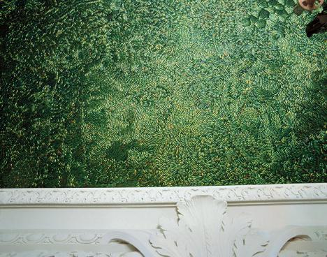 cielo delicias palacio real bruselas jewel beetle