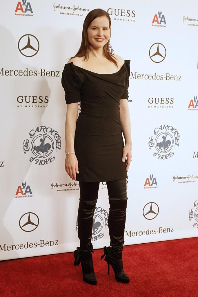 Geena Davis 2008