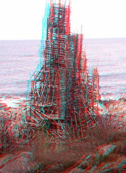 imagen 3D maderas driftwood