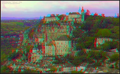 imagen 3D paisaje landscape