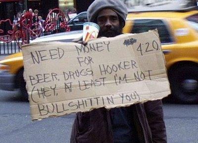 imagenes humor internet mendigo cartel