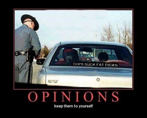 imagenes humor internet policia coche