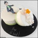 imagenes humor internet tarta boda divorcio