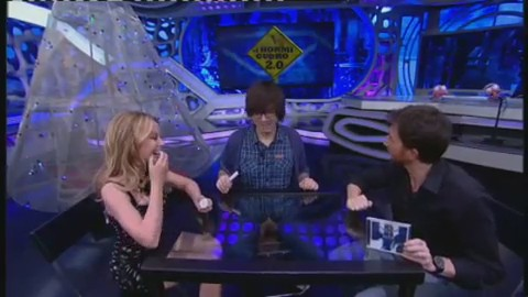 kylie minogue el hormiguero video-37