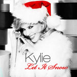 kylie minogue let it snow cover
