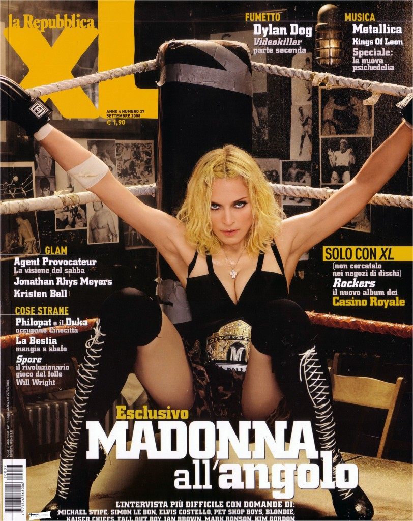 madonna XL septiembre 2008