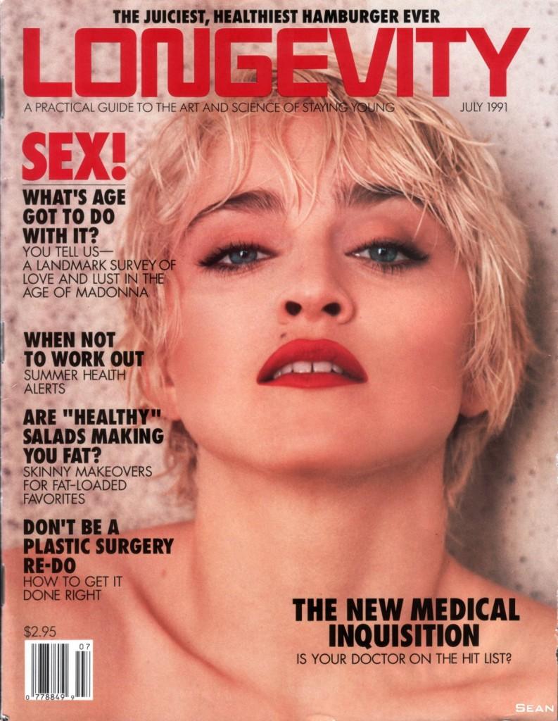 madonna longevity julio 1991