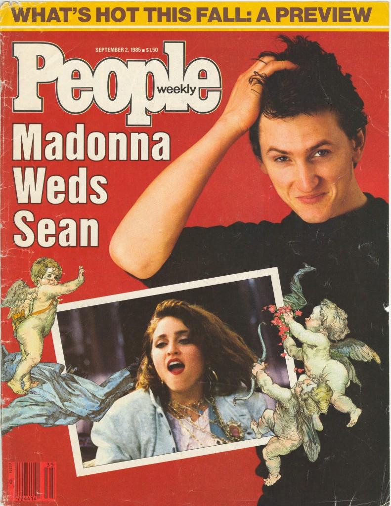 madonna people 1985 wedding