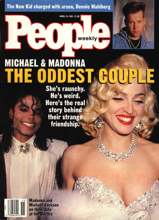 madonna people abril 1991