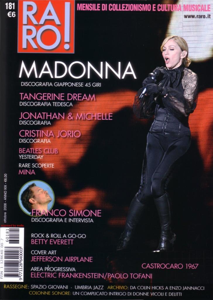 madonna raro octubre 2006