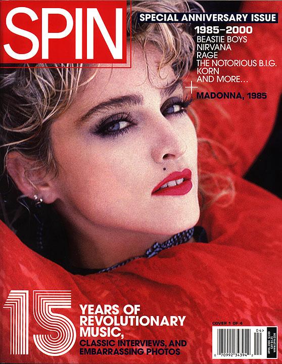 madonna spin abril 2000