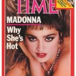 Portadas de Madonna en revistas
