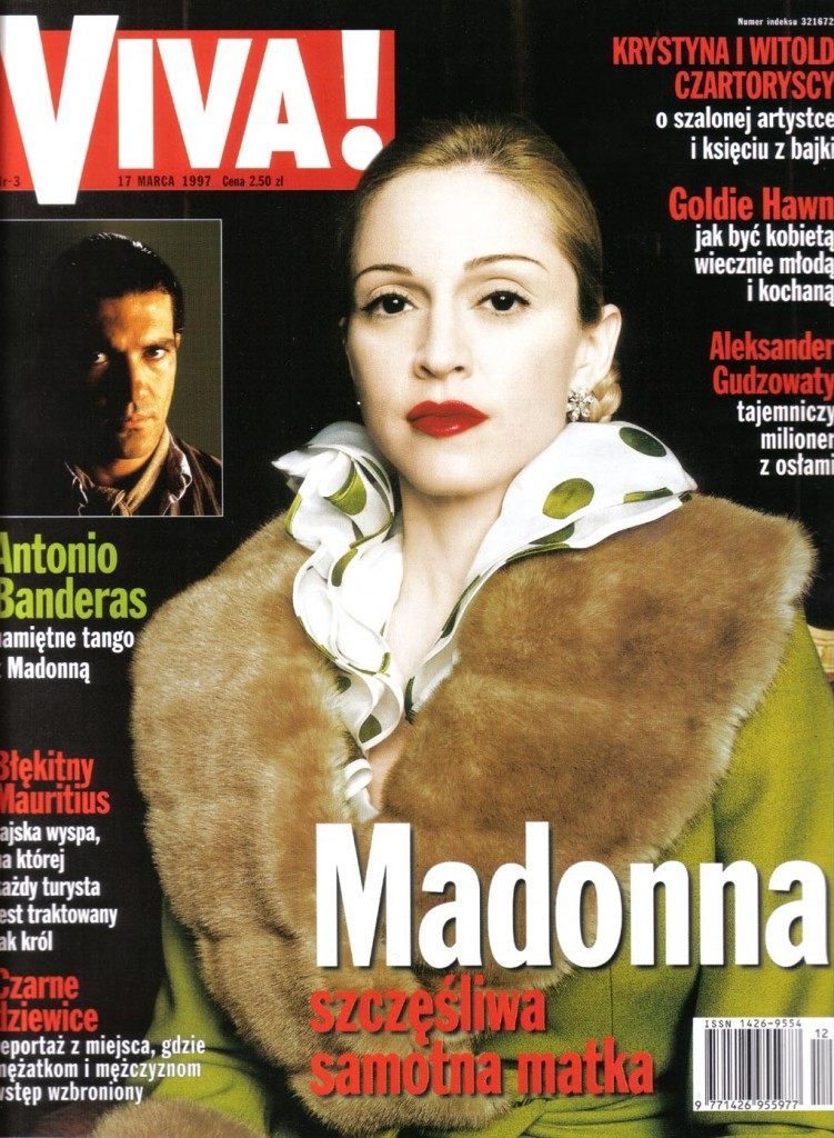 madonna viva marzo 1997