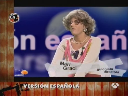 mari graci homo zapping version espanola