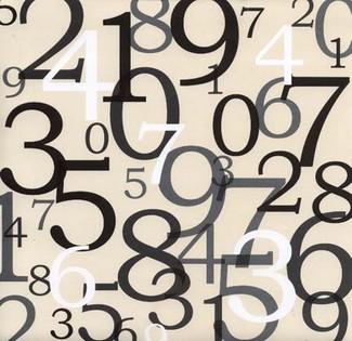 numeros digitos