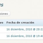 revisiones wordpress copias