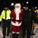 Papá Noel ha sido arrestado