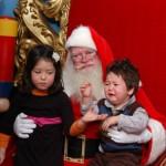 Los Papá Noel malignos
