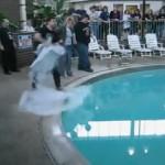 Qué pasa cuando echas nitrógeno líquido en una piscina