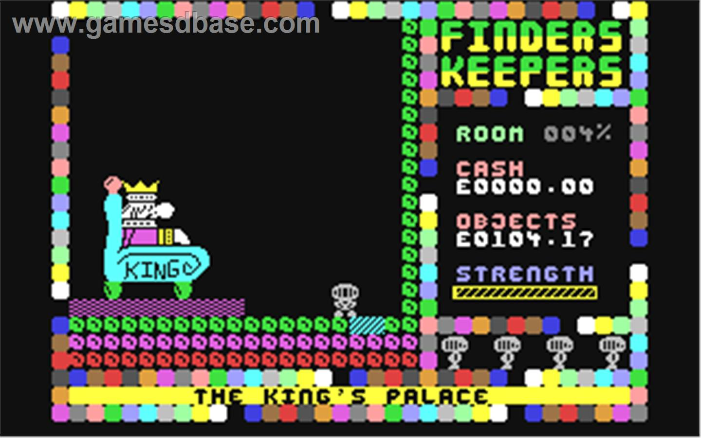 Finders_Keepers_1985_Mastertronic