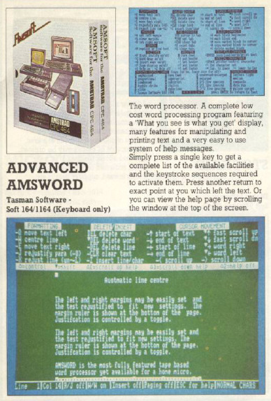 advanced amsword