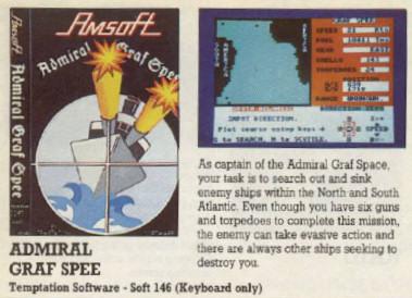 amstrad admiral graf spee