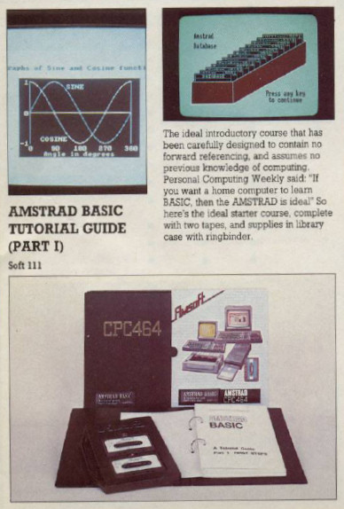 amstrad basic tutorial guide 1