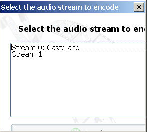 cadena de sonido stream video