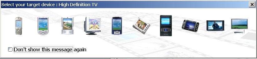 convertir ogm a avi Pocket DivX Encoder