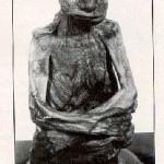 La momia de las montañas Pedro