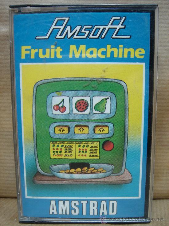 fruit machine amstrad