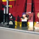 El mundo de Futurama en muñecos de Lego