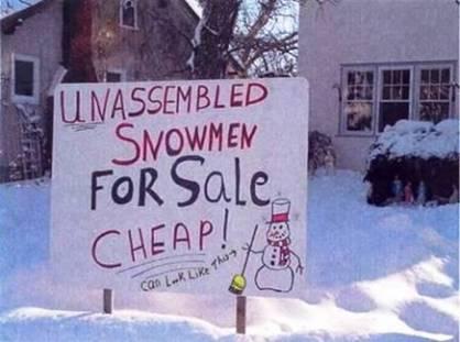 nieve nevado humor snow 01