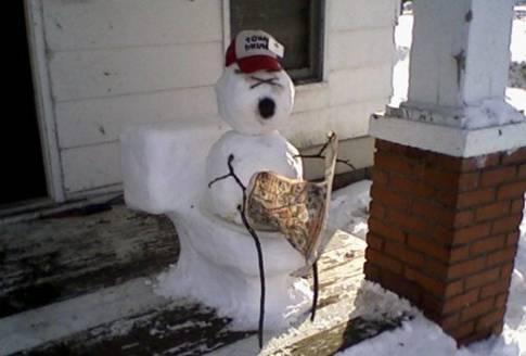 nieve nevado humor snow 03
