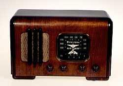 radio antigua 1938
