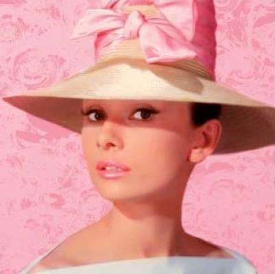 Audrey-Hepburn-labios rosas