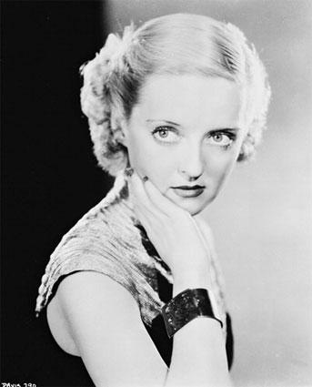 Bette Davis actriz