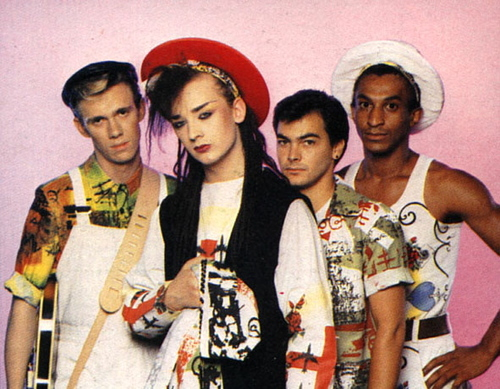 Culture Club grupo musical 80s
