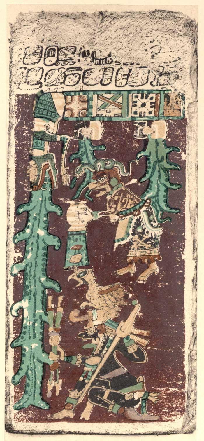 Dresden_Codex_mayan calendar venus