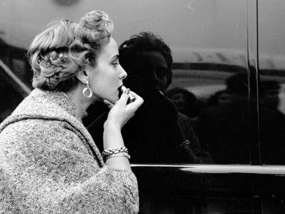 Miss World beauty competition lipstick car November 1953