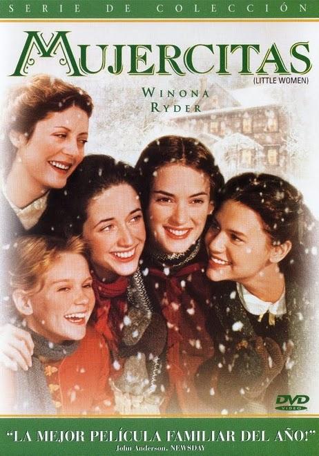 Mujercitas Las Cuatro Hermanitas Little Women 1994
