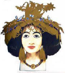 Reina Puabi Shub-ad Ur Sumeria
