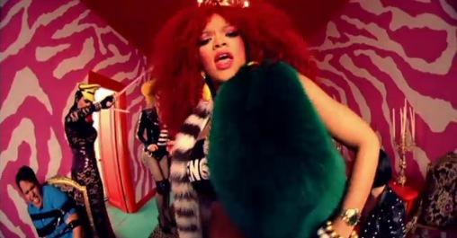 Rihanna-SM-s m music-video