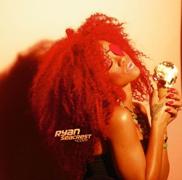 Rihanna SM s&m music videoclip