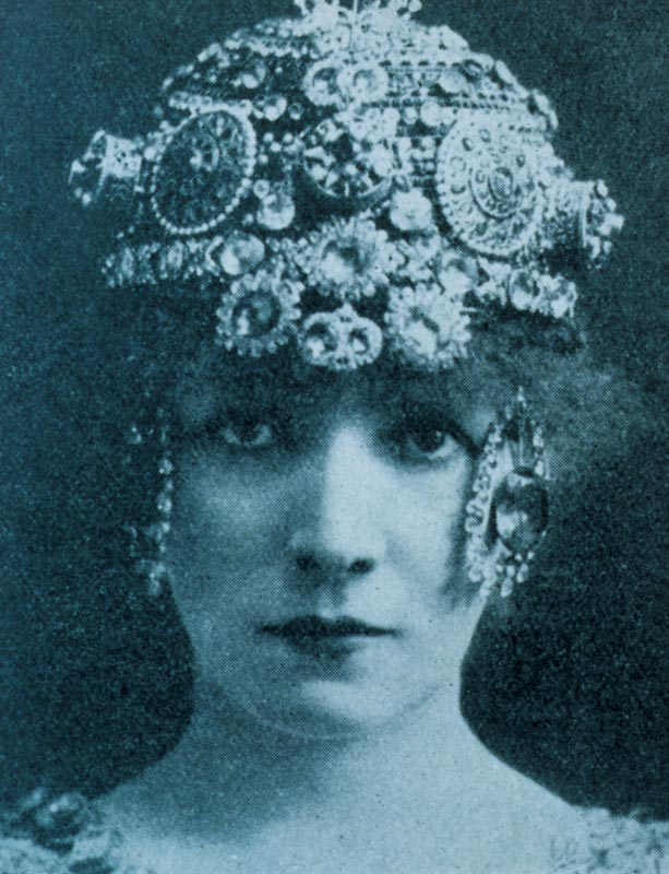 Sarah Bernhardt actriz