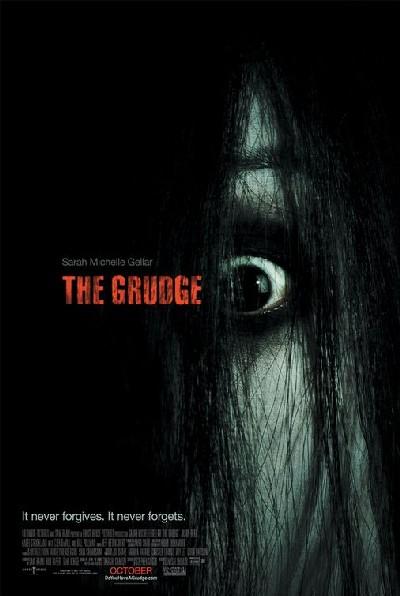 The Grudge el grito sarah michelle
