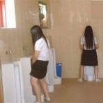 """Lo """"más"""" en baños públicos"""