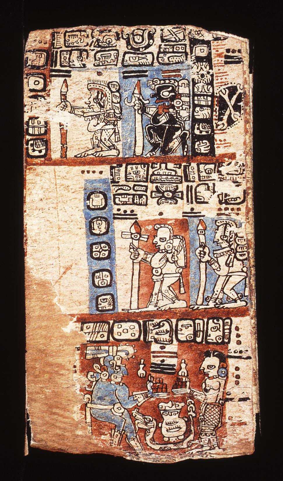 codice dresde venus mayas calendario 1
