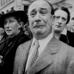 El hombre francés llorando