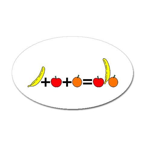 matematicas operacion platanos manzana naranja